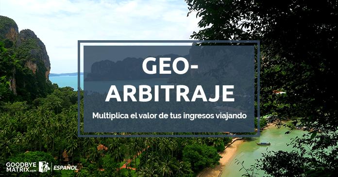 Geo-Arbitraje