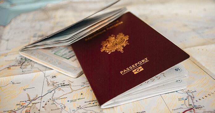 Bandera #1: Tu ciudadanía o nacionalidad