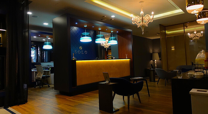 SOLO Bank Lounge en Tiflis