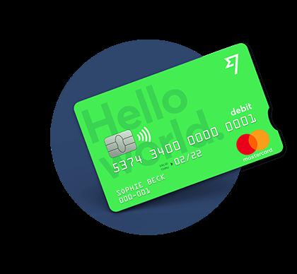 Tarjeta de débito TransferWise