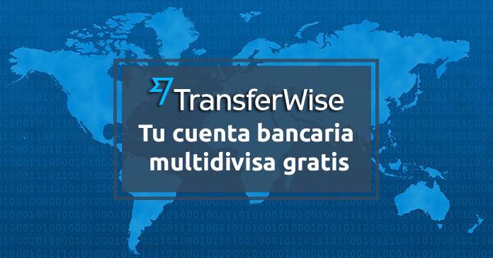 TransferWise - Cuenta Borderless